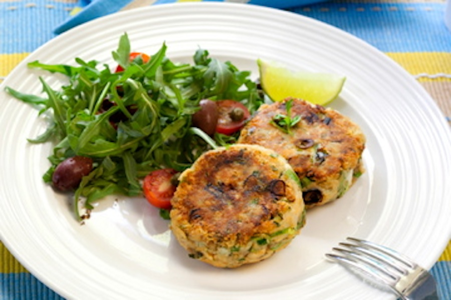 salmon patties2 Gluten Free Easy Salmon Patties