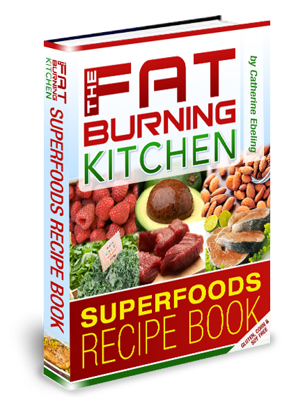 How to harness the incredible power of superfoods simple smart the fat burning kitchen superfoods recipe book forumfinder Image collections