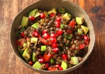 lentil salad lg