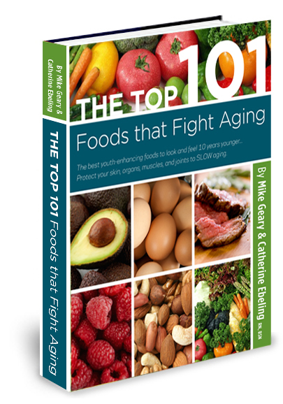 The Top 101 Foods that Fight Aging_3D BOOK